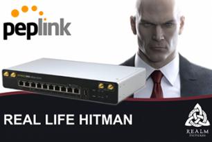 Hitman preferisce Peplink