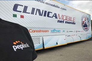Clinica Mobile è Wi-Fi